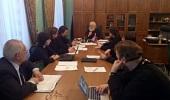 Состоялось очередное заседание коллегии Учебного комитета