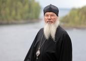 Епископ Троицкий Панкратий: Богослужение снова стало основой жизни Валаама
