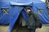 Более 50 человек ежедневно получают помощь в столичном «Ангаре спасения»