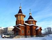 В поселке Палана на Камчатке освящен храм святителя Николая Чудотворца