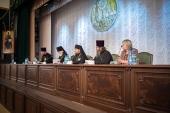 Принято решение о создании Союза христианских музеев имени преподобного Сергия Радонежского