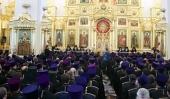 Состоялось годичное собрание духовенства Московской областной епархии
