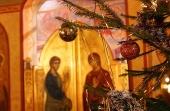 Синодальный отдел по благотворительности проведет интернет-семинар на тему, как организовать празднование Рождества Христова на приходе
