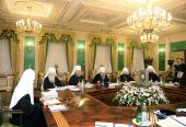 Священный Синод утвердил обновленный состав Синодальной богослужебной комиссии