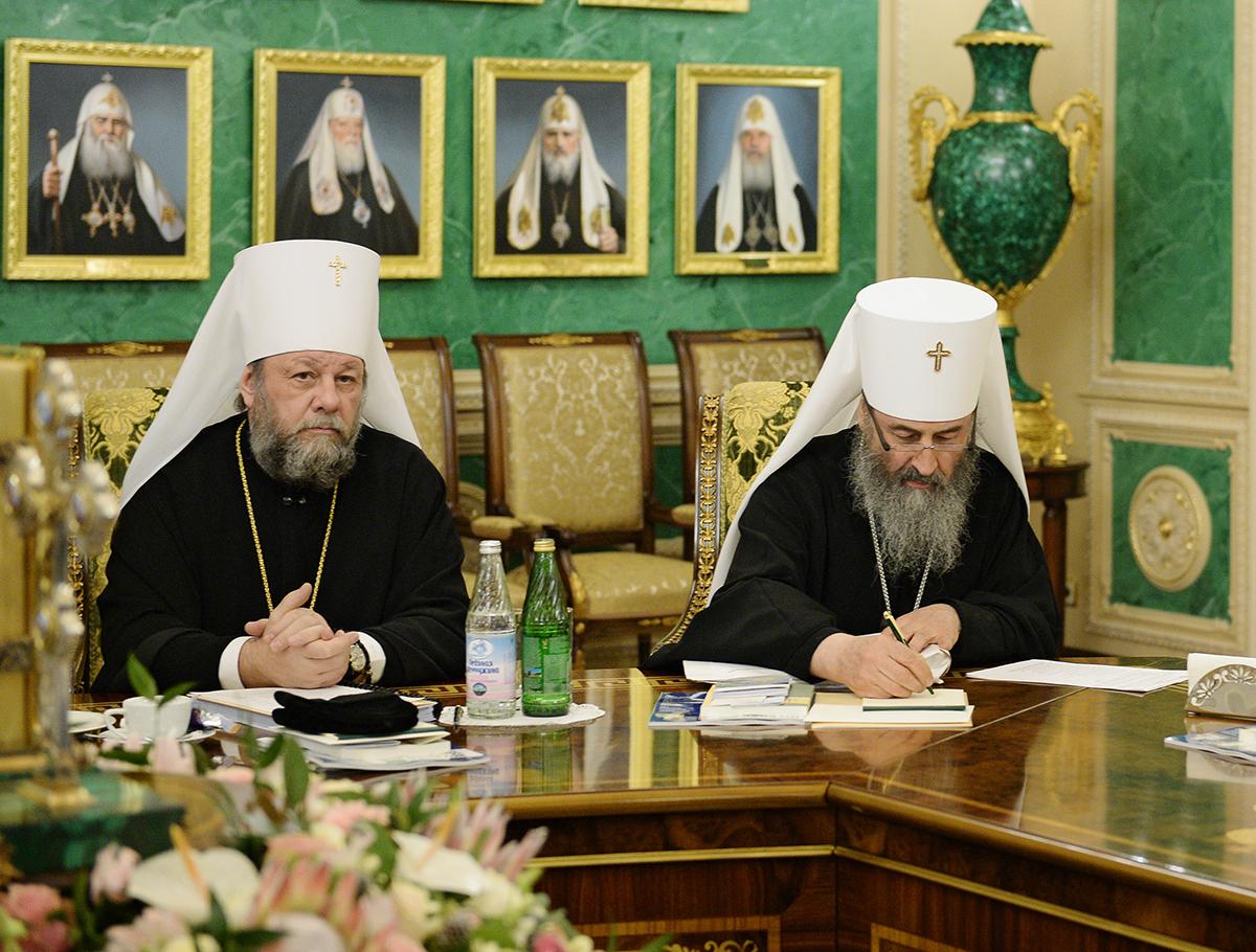 Заседание Священного Синода 25 декабря 2014 года