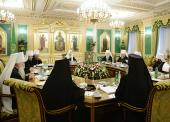 Утверждены изменения и дополнения в типовые уставы православных религиозных организаций, действующих на территории Российской Федерации