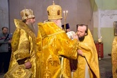Иеромонах Порфирий (Преднюк), избранный во епископа Лидского и Сморгонского, возведен в сан архимандрита