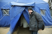 В Москве православная служба помощи «Милосердие» проведет рождественскую елку для бездомных
