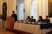 В Петербурге прошла конференция по взаимодействию Церкви и государства в воспитании детей и молодежи