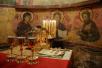 Патриаршее служение в день памяти святителя Московского Петра в Успенском соборе Кремля. Хиротония архимандрита Антония (Доронина) во епископа Слуцкого и Солигорского