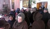 Полторы тысячи человек получили продуктовые наборы от Церкви в Луганской епархии