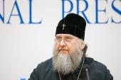 Митрополит Астанайский Александр: Русская Православная Церковь делает все возможное, чтобы примирить людей
