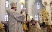 Игумен Димитрий (Елисеев), избранный епископом Нерчинским и Краснокаменским, возведен в сан архимандрита