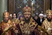 Интервью управляющего делами Украинской Православной Церкви по итогам 2014 года