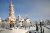 Предстоятель Украинской Православной Церкви посетил Зимненский монастырь и Почаевскую лавру