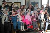 С начала года в Общецерковный штаб помощи украинским беженцам в Москве обратились около 1200 человек