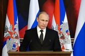 Приветствие Президента РФ В.В. Путина участникам XXIII Международных Рождественских чтений