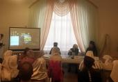 Помощь беженцам и раненым в результате конфликта на Украине обсудили на Международных Рождественских чтениях