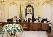 Началось заседание президиума Межсоборного Присутствия Русской Православной Церкви