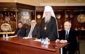 В Московском Кремле прошла конференция о значении Херсонеса в русской культуре