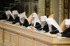 Открытие пленума Межсоборного Присутствия Русской Православной Церкви