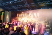 Выставка «Православная Русь. Моя история. Рюриковичи» открылась в Санкт-Петербурге