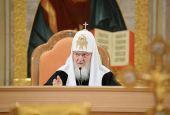 Святейший Патриарх Кирилл: Мы призваны создать на приходах безбарьерную среду в самом широком смысле слова