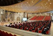 Святейший Патриарх Кирилл: Одна из задач епархиальных СМИ — находить интересное в современной жизни Церкви, а не только в ее прошлом