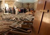 Святейший Патриарх Кирилл: На наших глазах происходит настоящий геноцид христианского населения на Ближнем Востоке