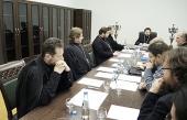 В Минской духовной академии состоялось первое заседание нового состава