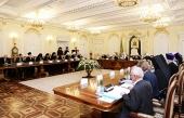 Темы к рассмотрению комиссиями Межсоборного присутствия в 2015-2018 гг.