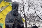 В Ульяновске открыт памятник св. Андрею Блаженному