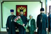 Архиепископ Охридский Иоанн прибыл в Россию