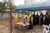 Храм во имя Крестителя Руси заложен в Таиланде