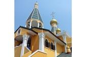 В тайском городе Хуахин освятили православный храм