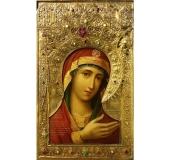 Икона Божией Матери «Невская Скоропослушница» будет принесена из Александро-Невской лавры в московский Новоспасский монастырь