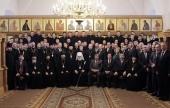 Состоялись торжества по случаю актового дня Минской духовной семинарии