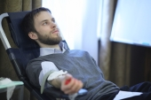 В Синодальном отделе по благотворительности пройдет донорская акция в помощь пациентам с заболеваниями крови