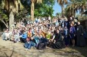 На Святой Земле прошел фестиваль православной молодежи из России, Белоруссии и Украины «Братья»