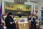 Иерарх Русской Православной Церкви посетил Камбоджу