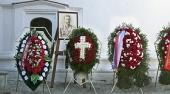 В Новоспасском ставропигиальном монастыре прошли мероприятия, приуроченные к 110-летию со дня гибели великого князя Сергея Александровича