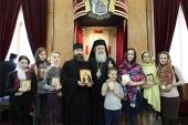Победители конкурса «Красота Божьего мира» посетили Святую Землю