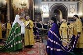 Слово Святейшего Патриарха Кирилла при вручении архиерейского жезла Преосвященному Димитрию (Елисееву), епископу Нерчинскому и Краснокаменскому