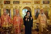 Блаженнейший Патриарх Великой Антиохии и всего Востока Иоанн X посетил Антиохийское подворье в Москве