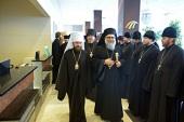 Завершилось пребывание Предстоятеля Антиохийской Православной Церкви в России