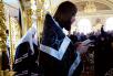 Патриаршее служение в четверг первой седмицы Великого поста в Зосимовой пустыни