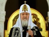 Проповедь Святейшего Патриарха Кирилла после великого повечерия в четверг первой седмицы Великого поста в Покровском Хотькове монастыре