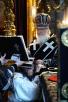 Патриаршее служение в пятницу первой седмицы Великого поста в Троице-Сергиевой лавре. Литургия Преждеосвященных Даров