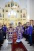 Патриаршее служение в субботу первой седмицы Великого поста. Литургия в Крестовоздвиженском Иерусалимском ставропигиальном монастыре