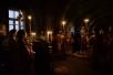 Патриаршее служение в канун Недели 1-й Великого поста в Богородице-Рождественском ставропигиальном монастыре
